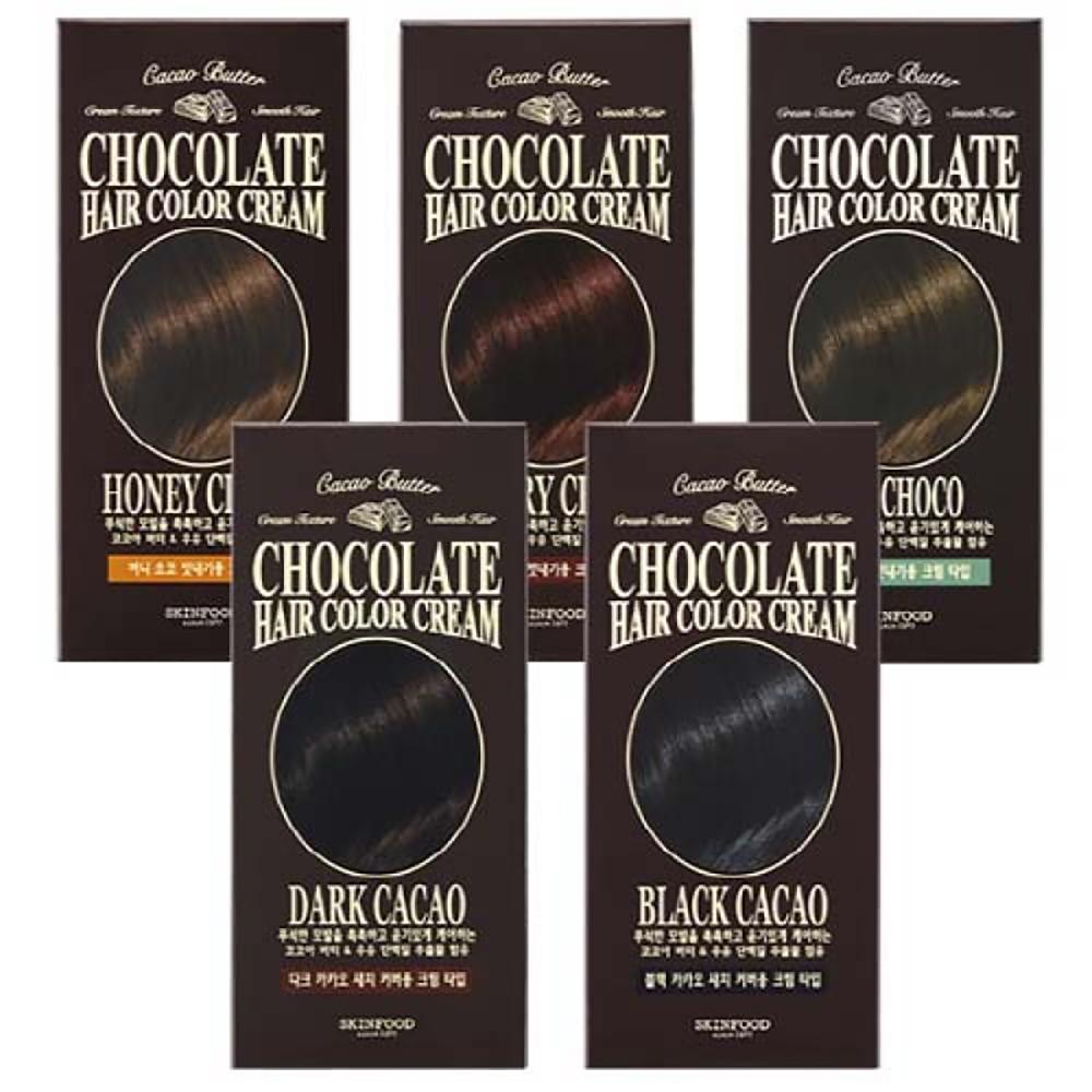 Chocolate Hair Color Cream kaufen bei Sooyou Korean Cosmetics